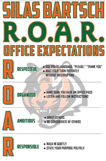 ROAR in the office