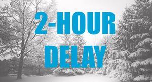 2-hour delay