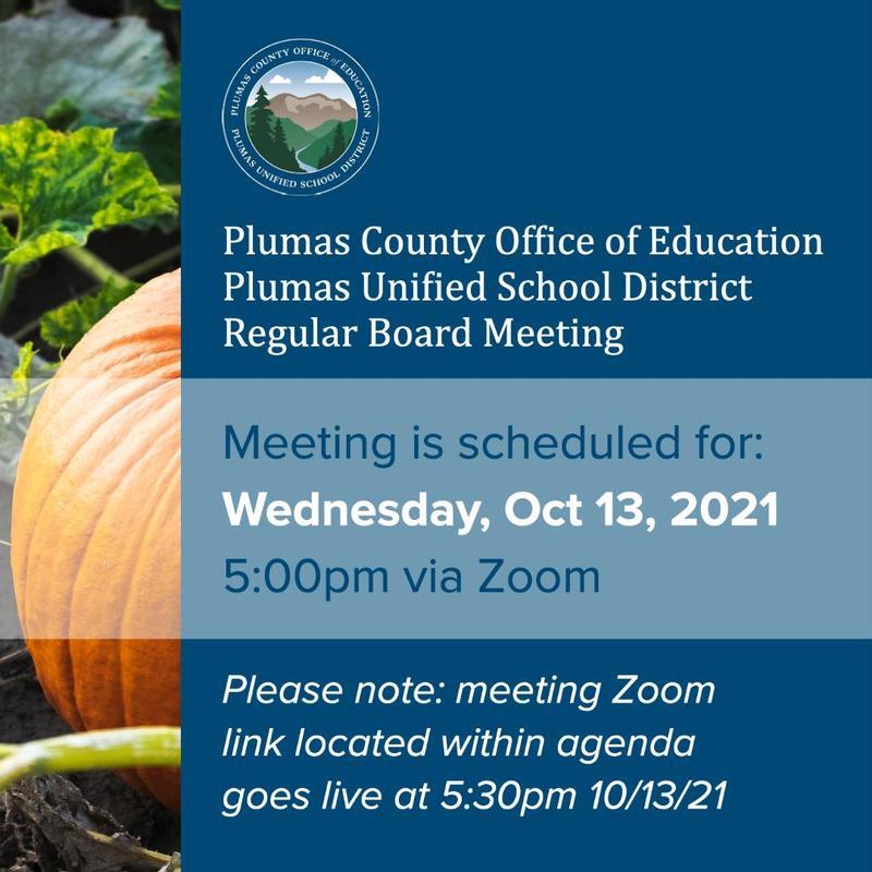 PCOE Board Meeting Agenda