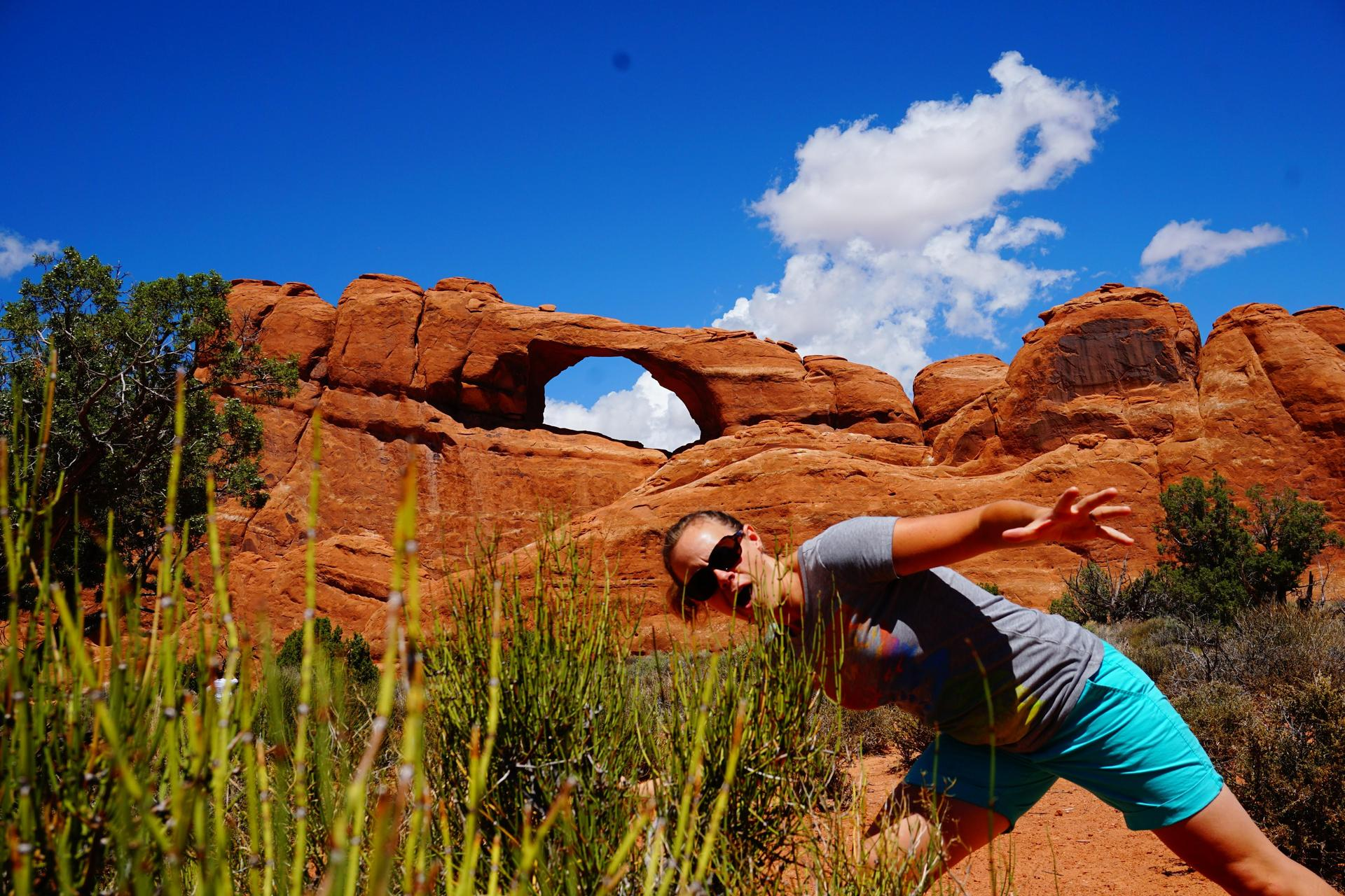 At Arches
