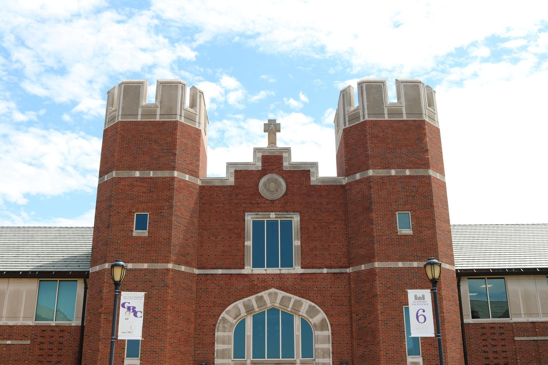 CBC front of school