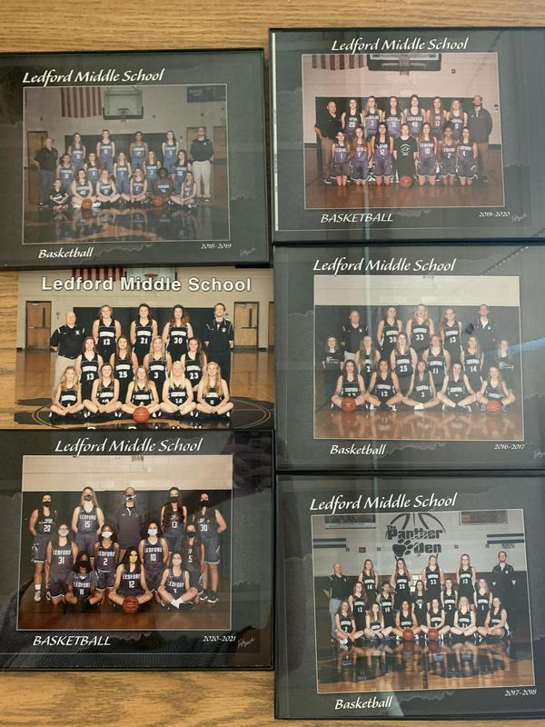 basketball teams in the past