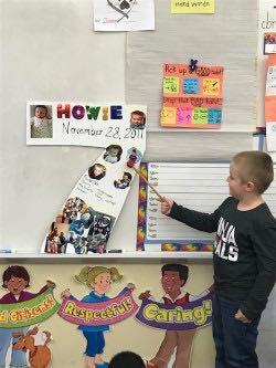 Student of the Week- Howie Conk
