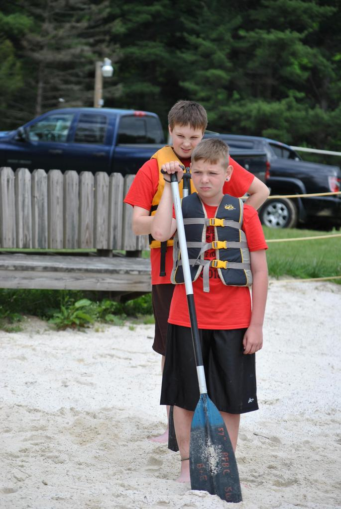 Camp Canoe
