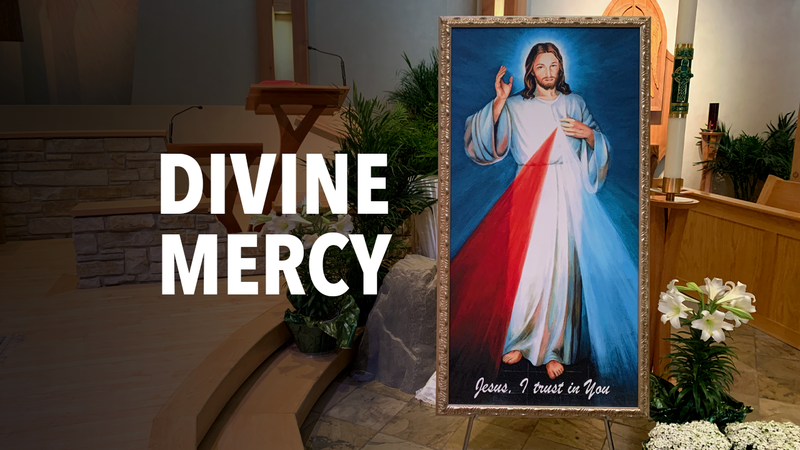 Divine Mercy Resources Thumbnail Image