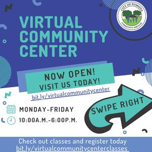 VIRTUAL COMMUNITY CENTER