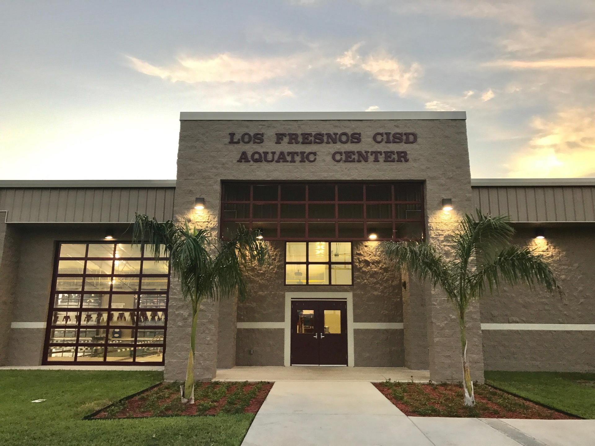 Los fresnos aquatic center