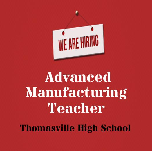 Advanced Manufacturing Job Announcement