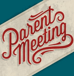Parent's Meeting Image in English