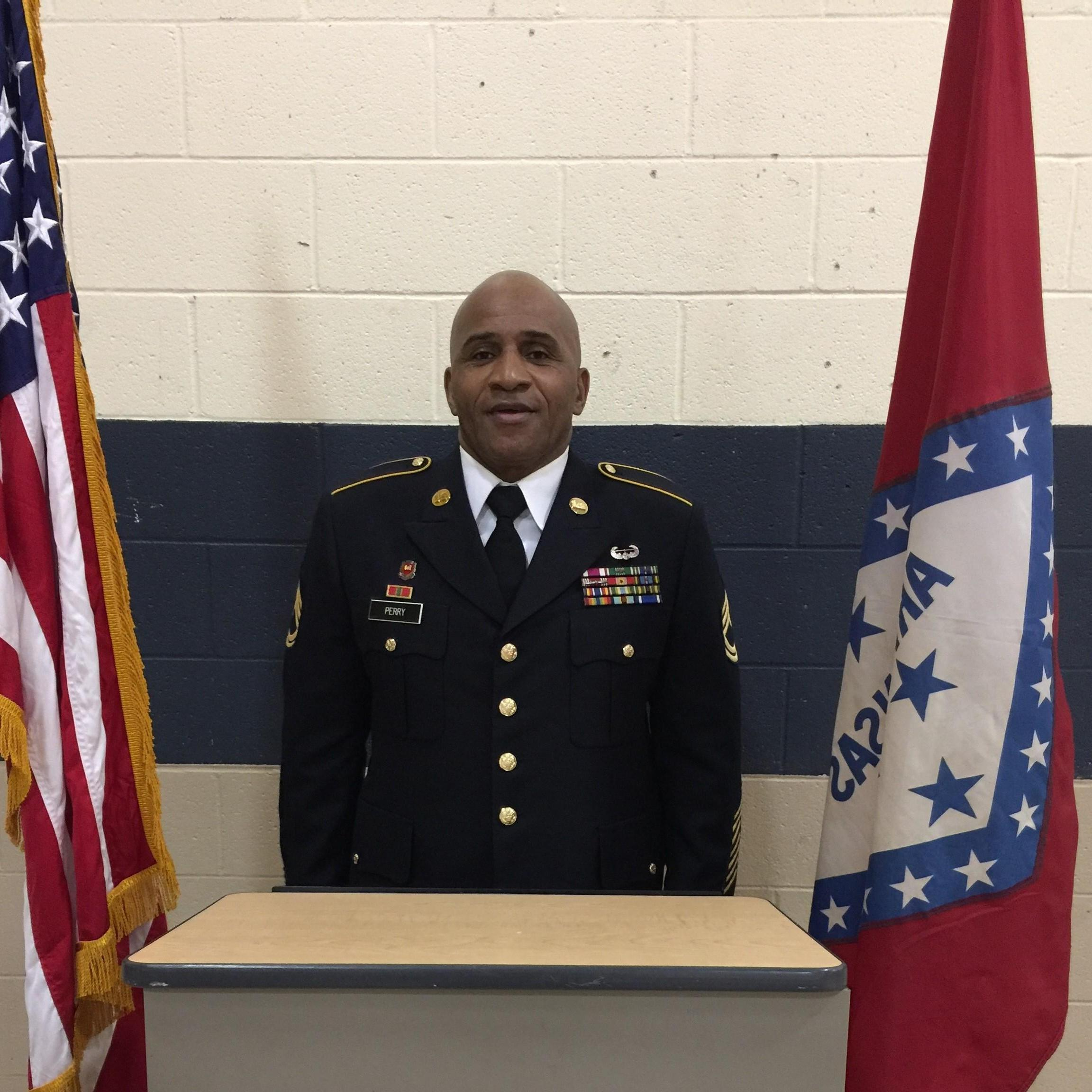SFC (R) Donald  Perry`s profile picture