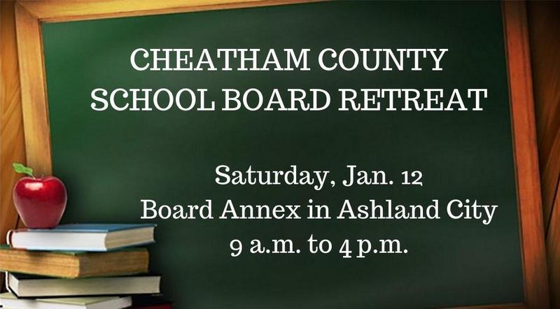 School Board retreat is Jan. 12