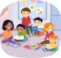 Family Reading Night for Kindergarten, January 23rd, 6-7pm Thumbnail Image