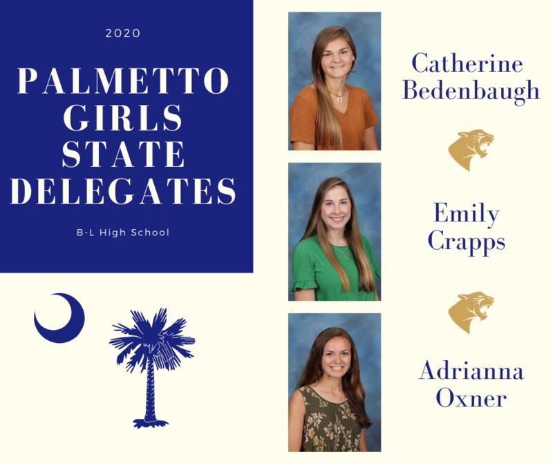 Girls State Delegates