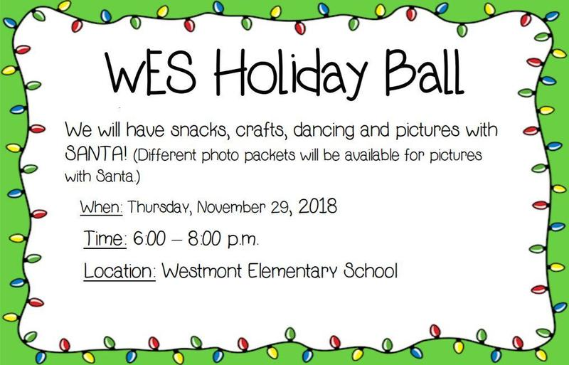 WES Holiday Ball