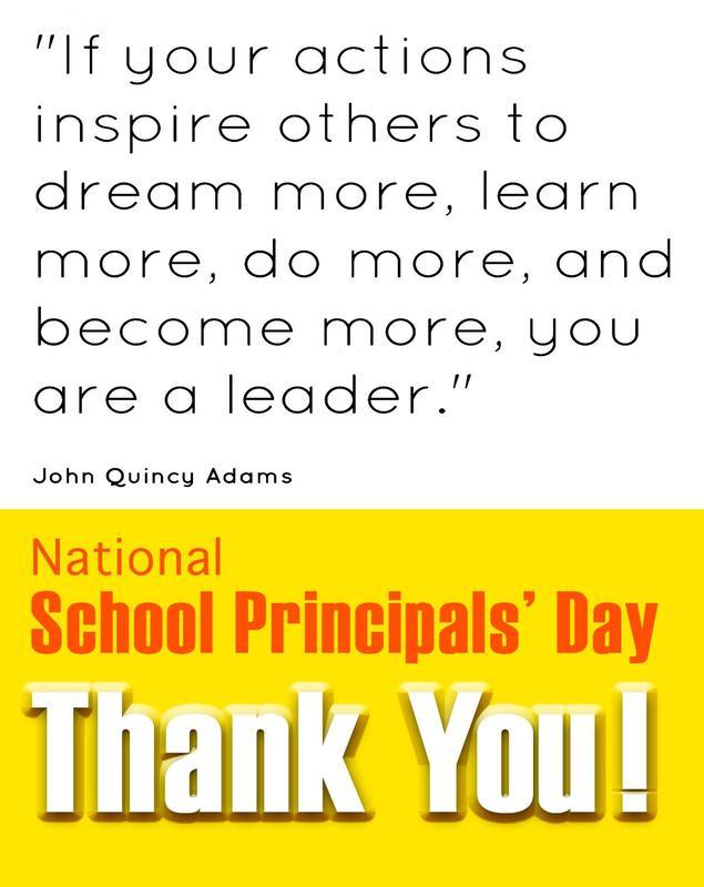 National Principals Day