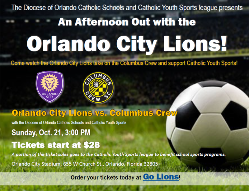 Orlando City Lions Featured Photo