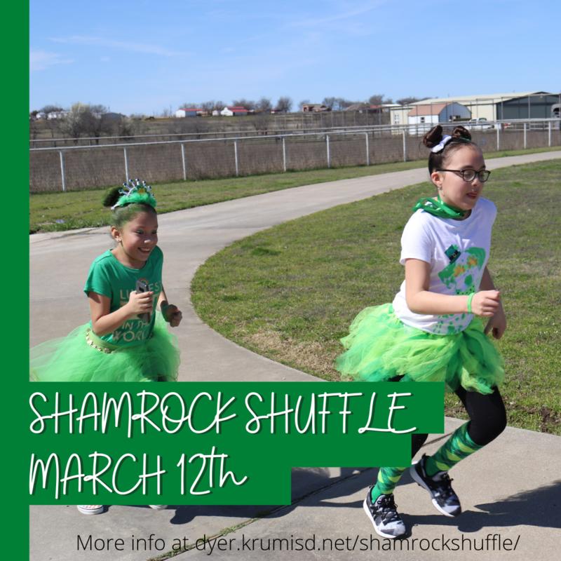 2021 Dyer Shamrock Shuffle Featured Photo