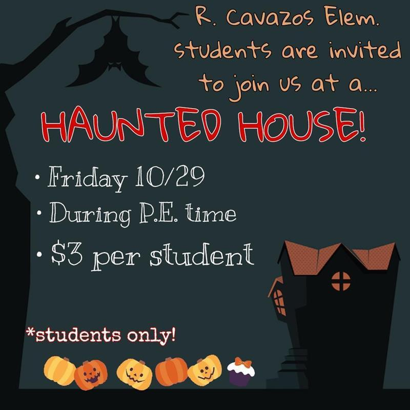 Haunted House!!! Featured Photo