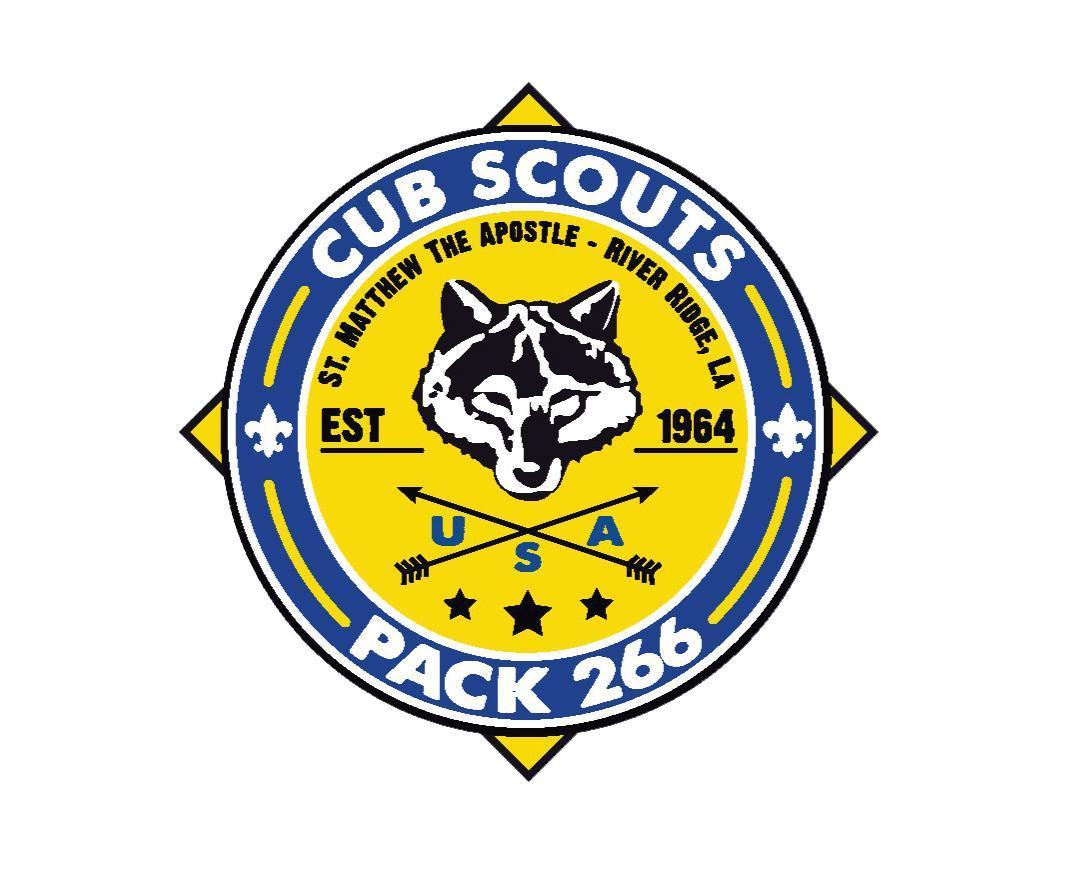 Cub Scouts Pack 266 Logo