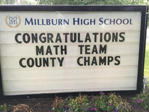 MHS Marquee