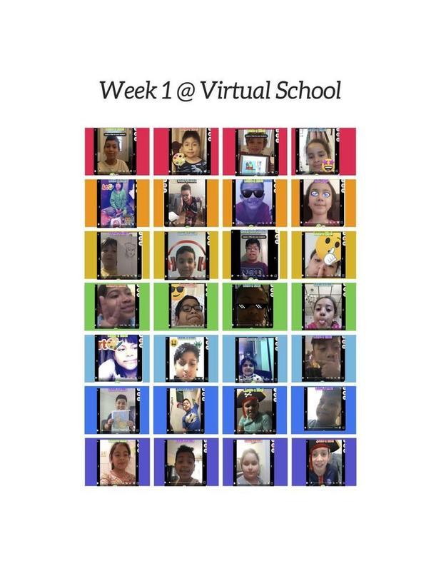 Ms.  Cintron virtual art grades 1-4