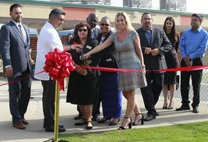 Flanner Ribbon Cutting