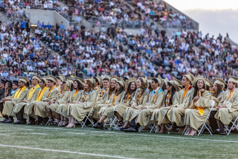GVHS Graduation Coverage Featured Photo