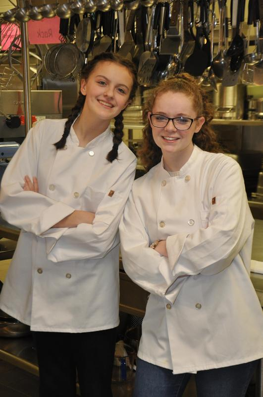 CHS students serve up success in state student chef competition