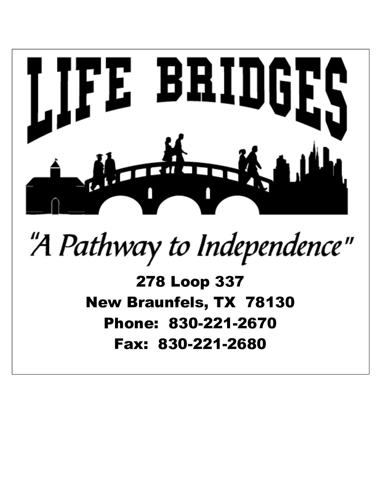 LB Logo with address