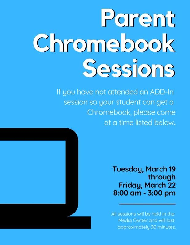 Parent Chromebook Sessions 2