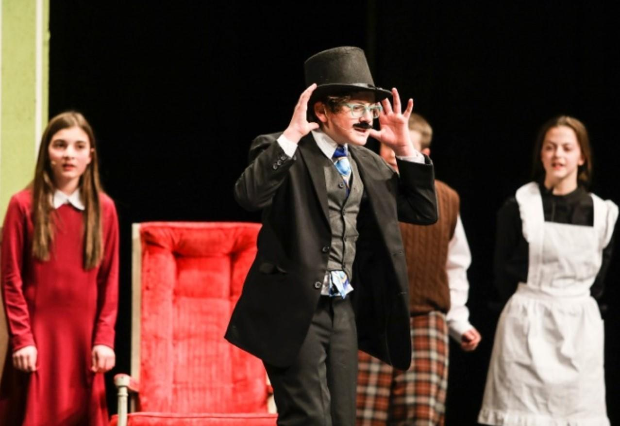 Banks Family - Mary Poppins