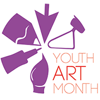 Youth Art Month Artists Advance Thumbnail Image