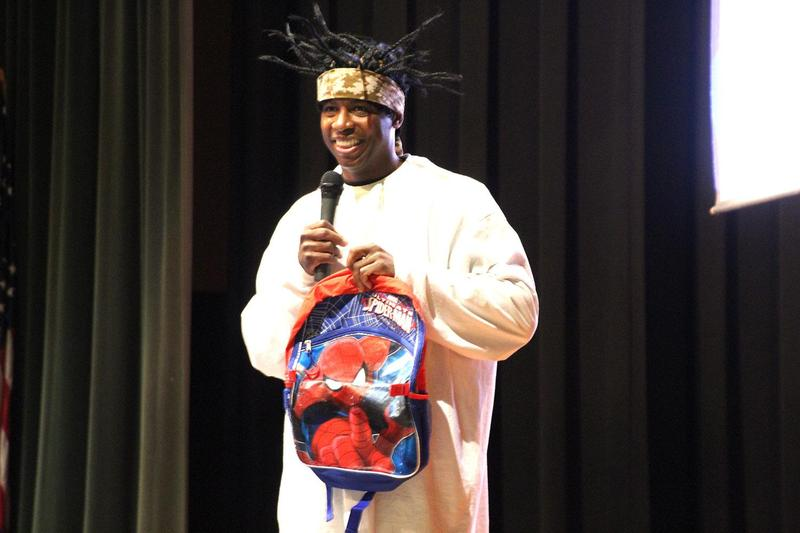 Dr. Adolph Brown Will Visit Miami Junior-Senior High Students, On January 22, 2020. Topic: Why Do Teenagers Vape Featured Photo