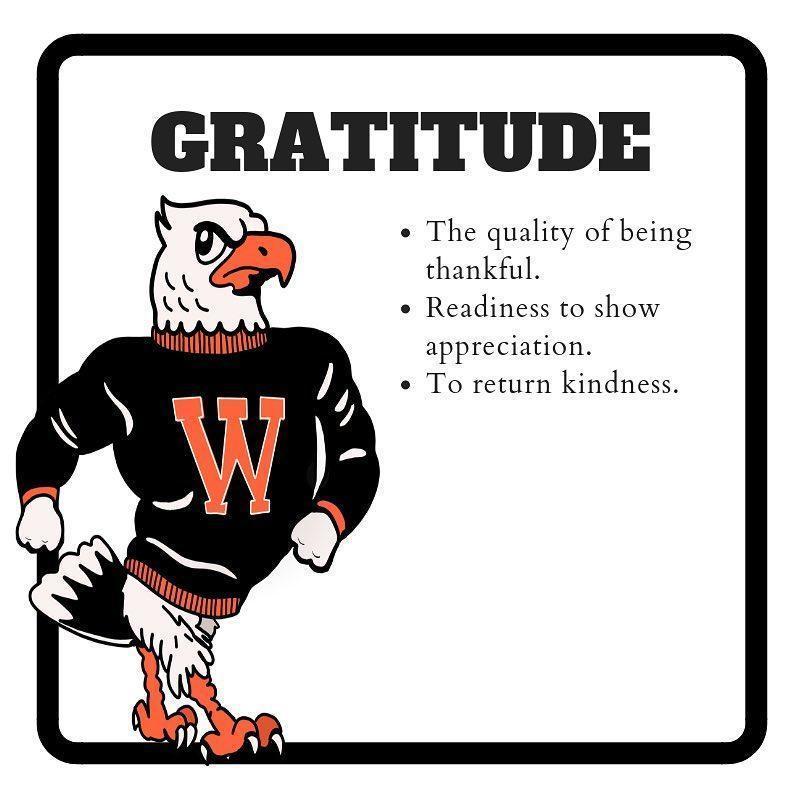 December Character Trait Is Gratitude Thumbnail Image