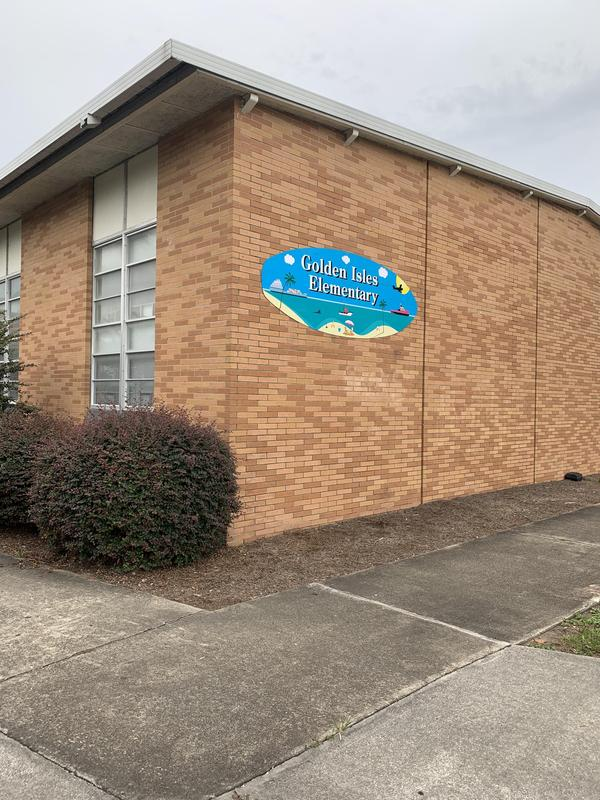 Golden Isles Elementary move! Featured Photo