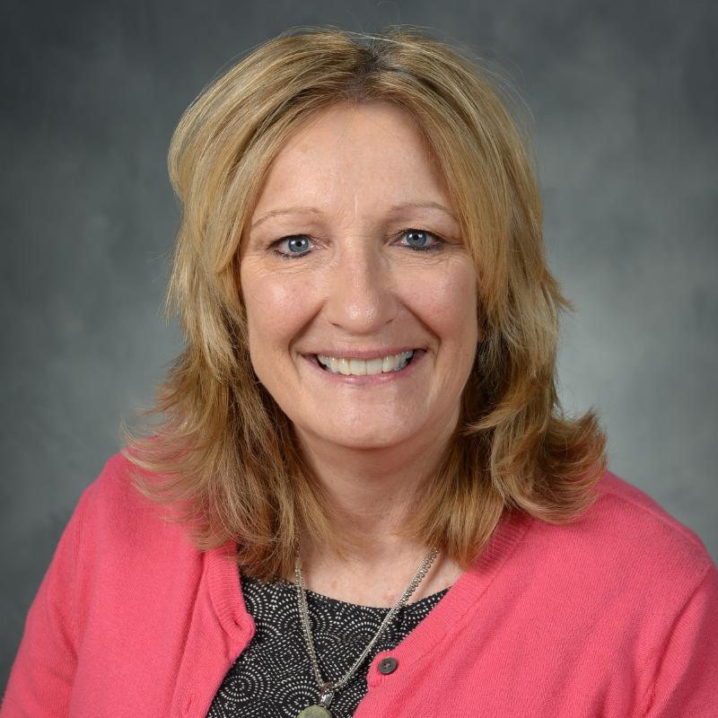 Principal, Colleen Crowston
