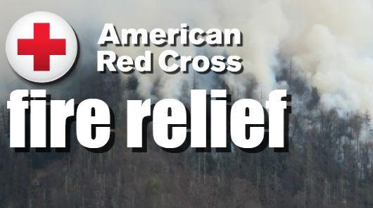 SJW Donation Knights Raise Money for American Red Cross Wildfire Relief Featured Photo