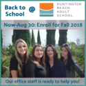 HBAS Offices Open for Enrollment in August