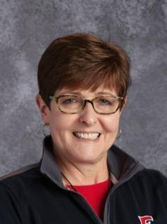Cathy Landeen, Assistant Principal at North Elementary