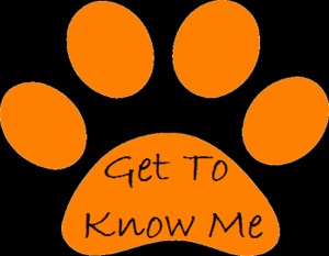 Get to know me.