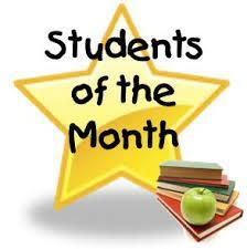 Student of the Month clipart