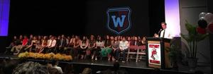 westmont high school senior recognition night
