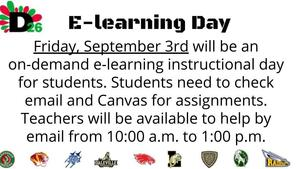 e-learning day 9/3