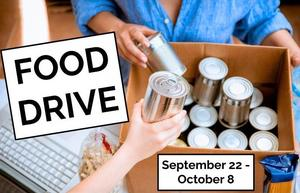 Food Drive Legacy Preparatory Academy best charter school on the earth