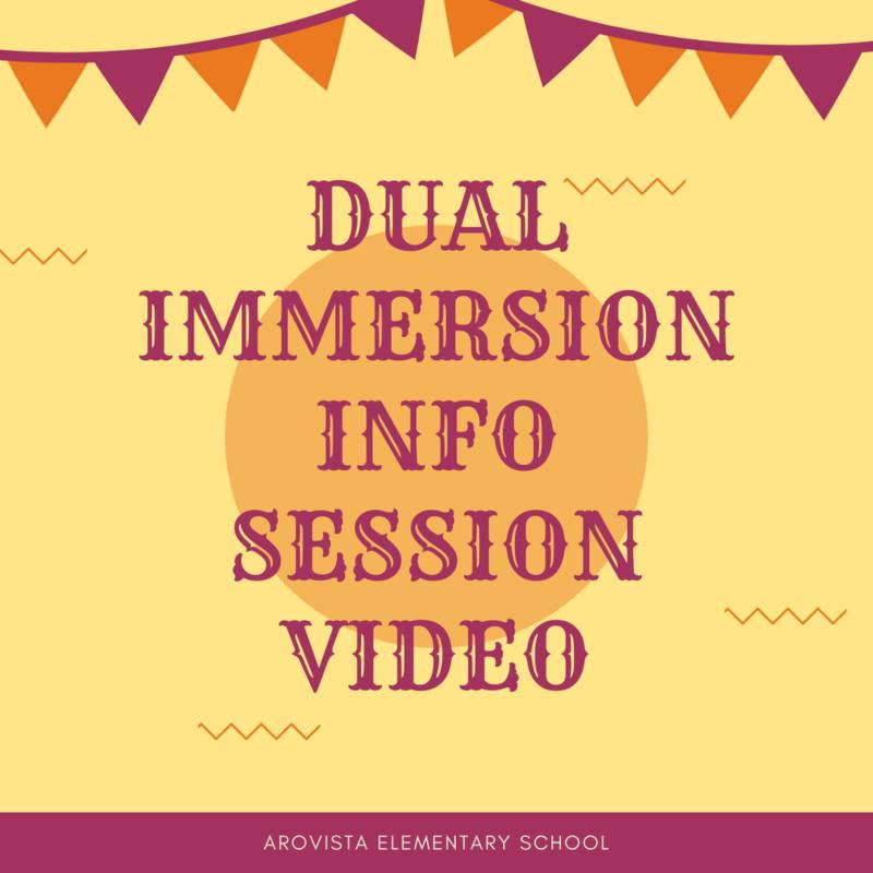 Dual Immersion Program Video