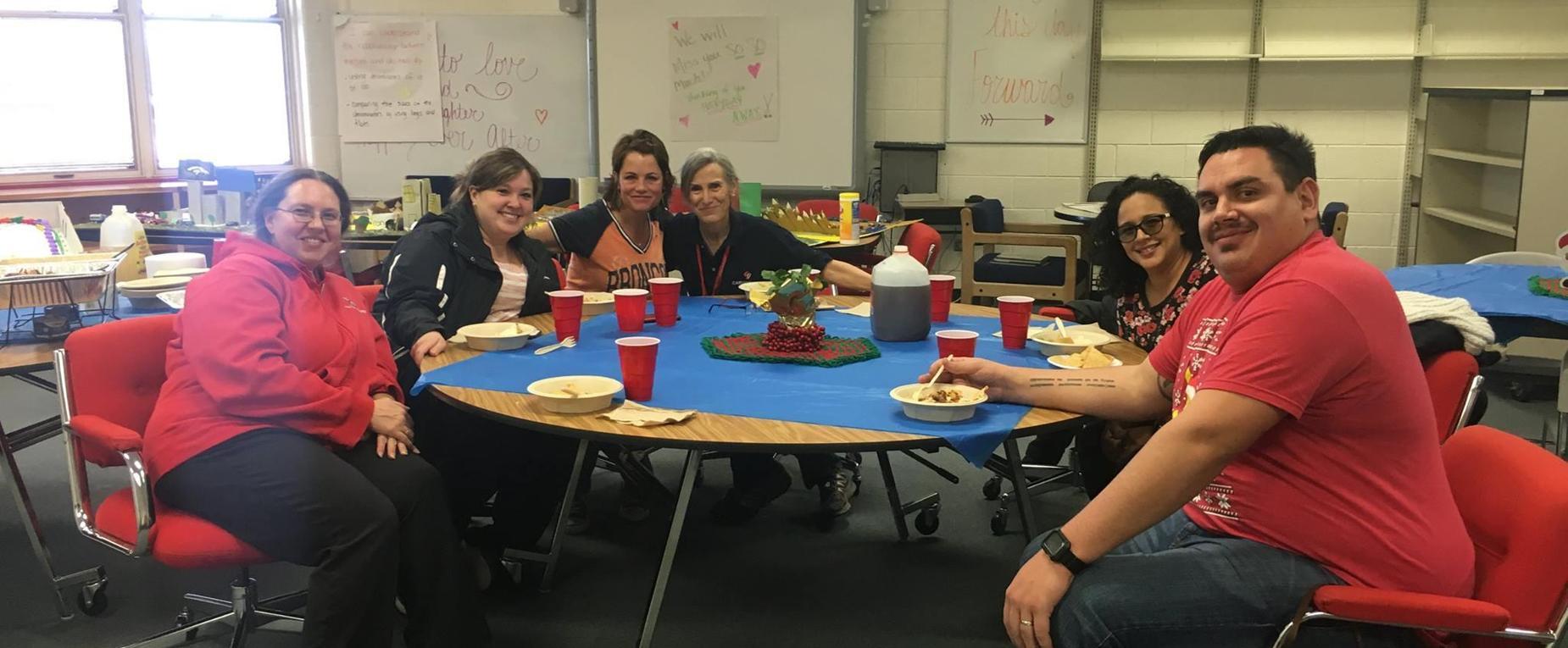 Celebrating Twombly's Preschool Staff