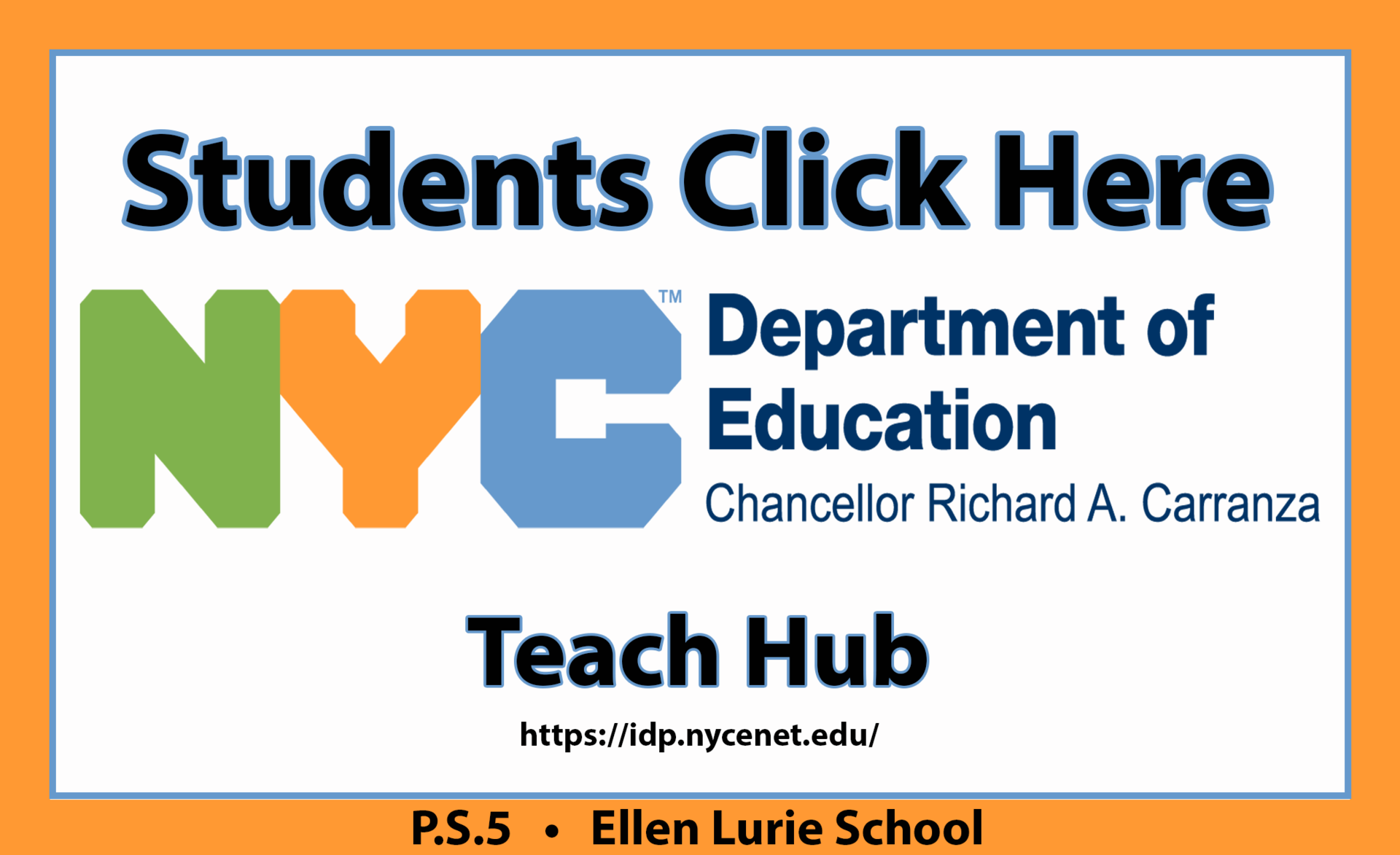 NYCDOE Teach Hub Website