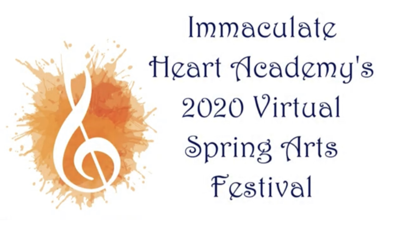 2020 Virtual Spring Arts Festival Thumbnail Image