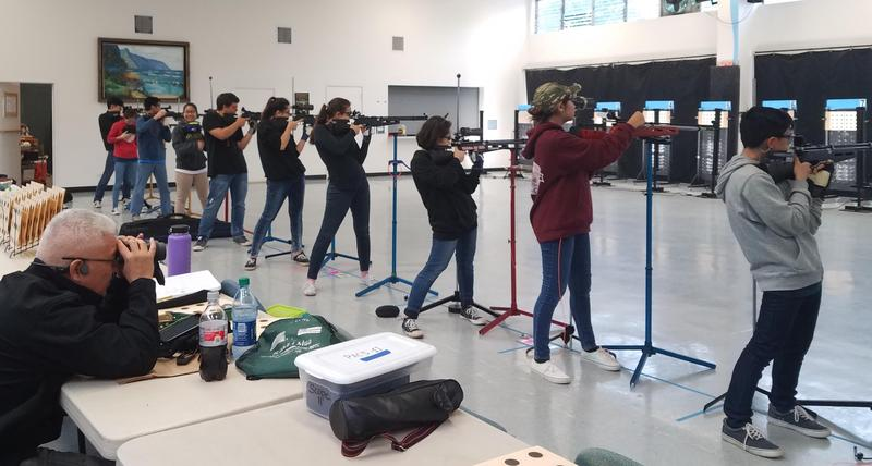 Air Riflery Semi-Finals Featured Photo