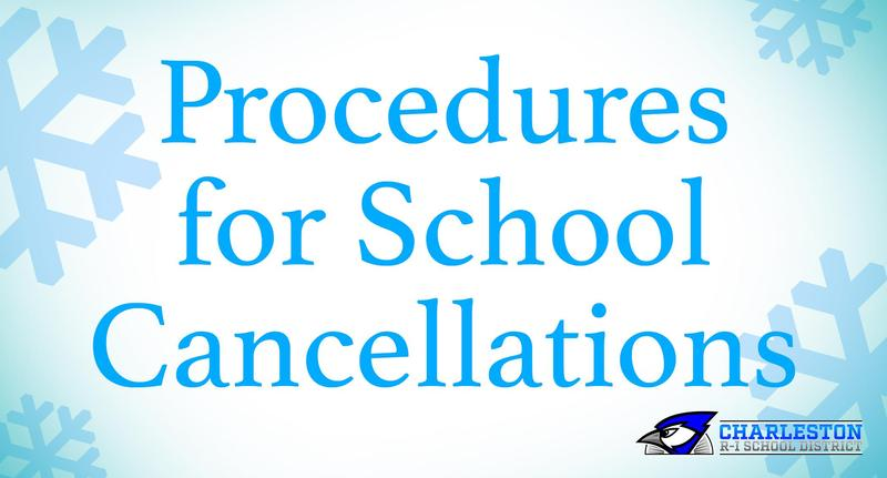 Procedures for School Cancellations